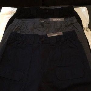 Men's Croft&Barrow Cargo shorts NWT
